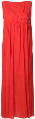 Pierantonio Gaspari Pierantoniogaspari long flared dress
