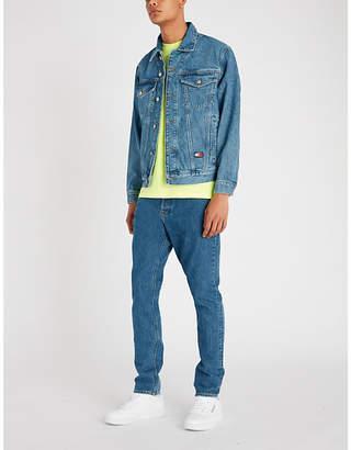 Tommy Jeans 6.0 Crest denim trucker jacket