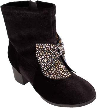 Jessica Simpson Crystal Bow Boot