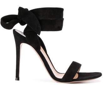 Gianvito Rossi wrap-tie sandals