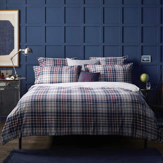At Amara Tommy Hilfiger Preppy Look Check Duvet Cover