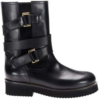 L'Autre Chose Flat Booties Shoes Women