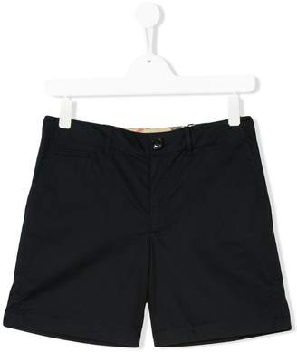 Burberry classic casual shorts