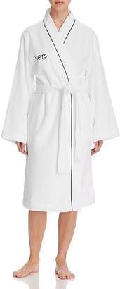 "Hudson Park Collection ""Hers"" Bath Robe - 100% Exclusive"
