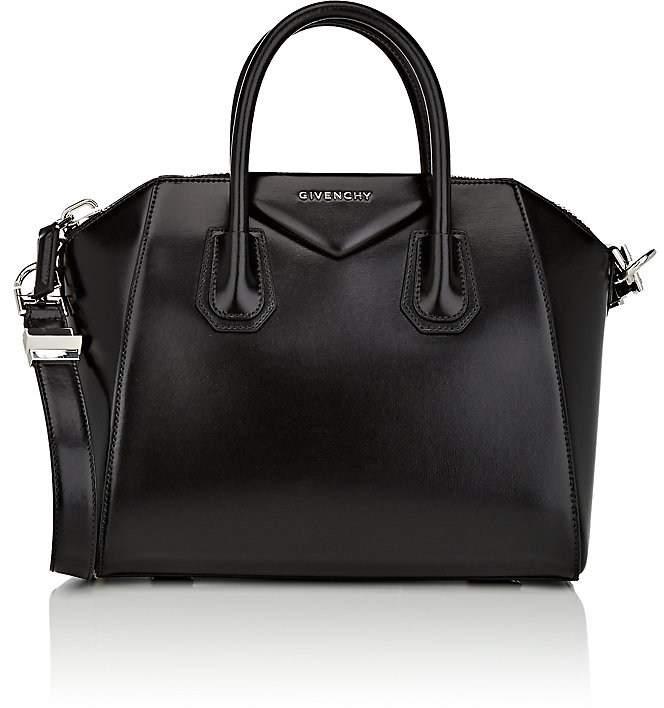 Givenchy Women's Antigona Small Leather Duffel Bag