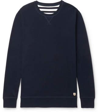 Armor Lux Striped Cotton-Jersey Sweatshirt