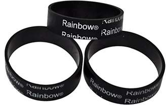 Rainbow Rexair Power Nozzle Replacement Belts (qty 3)