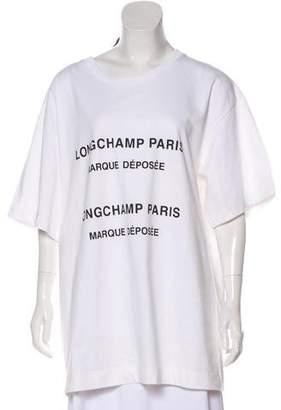 Longchamp by Shayne Oliver 2018 Graphic T-Shirt