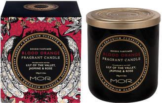 MOR Fragrant Blood Orange Candle 390g