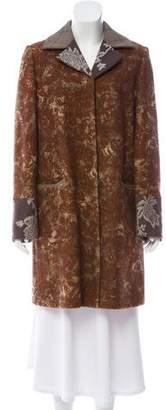 Kenzo Wool Knit Jacket
