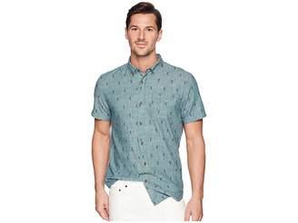 Prana Broderick Short Sleeve Shirt