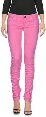 Elisabetta Franchi Denim pants - Item 42595539BX