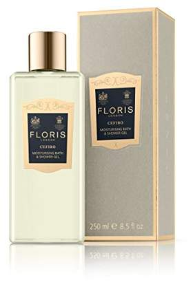 Floris London Cefiro Moisturising Bath & Shower Gel
