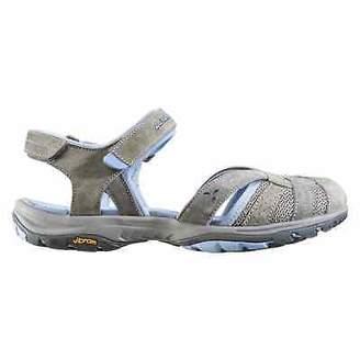 NEW Kathmandu Alda Women's Leather Upper Closed Toe Sandal Walking Travel Shoes