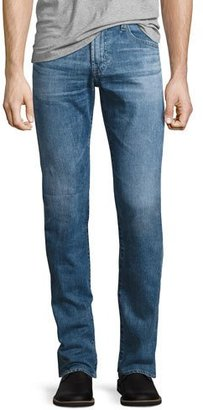 AG The Dylan 18 Years Edit Skinny Jeans, Blue $225 thestylecure.com