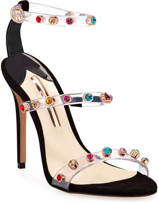 Sophia Webster Rosalind Gem Strappy Sandal