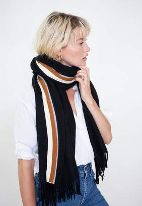 Donni Charm Racer Scarf