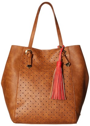 Steve Madden Bwilde Perf Tote $78 thestylecure.com