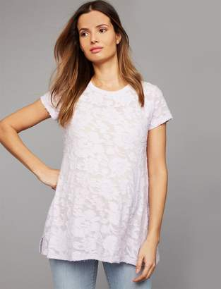 A Pea in the Pod A-line Maternity Top