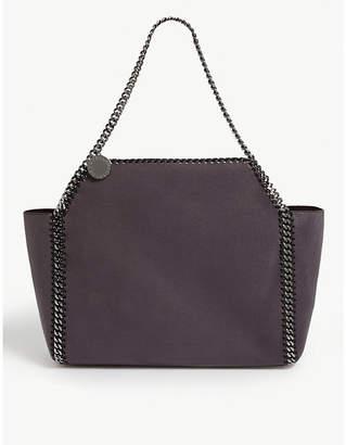 83b857ff5083 Stella McCartney Gray Chain Strap Handbags - ShopStyle