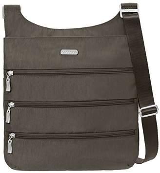 Baggallini Big Zipper Crossbody Travel Bag