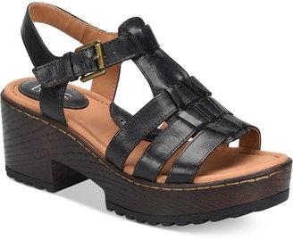 b.o.c Georgette Platform Sandals $90 thestylecure.com