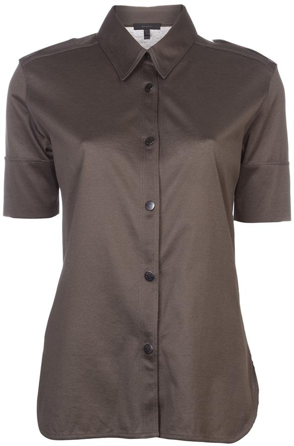 Belstaff snap button blouse