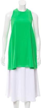 Alice + Olivia Sleeveless Tunic Dress