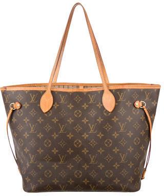 Louis VuittonLouis Vuitton Monogram Neverfull MM