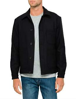 Paul Smith Wool Shirt Jacket