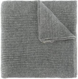 Polo Ralph Lauren ribbed logo scarf