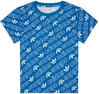 adidas Trefoil Monogram T-Shirt