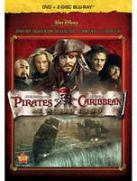 Disney Pirates of the Caribbean: At World's End - Blu-ray + DVD