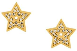 Astley Clarke 'Mini Star Biography' stud earrings