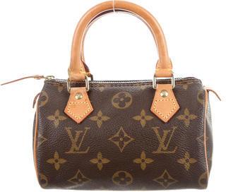 Louis VuittonLouis Vuitton Monogram Mini Speedy