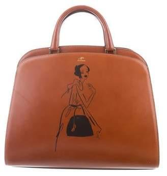 Aspinal of London Giles x Hepburn Bag