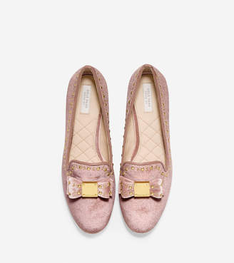 Cole Haan Tali Bow Stud Loafer