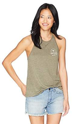 Roxy Junior's Sunset Valley Lace Tank Top