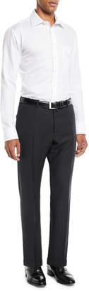 Incotex Benson Five-Pocket Standard-Fit Techno Wool Trousers