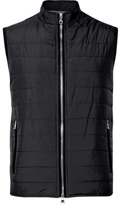 Dunhill Links Slim-Fit Quilted Shell Gilet