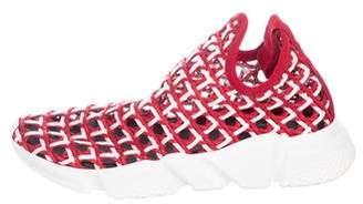 Balenciaga Knit Low-Top Sneakers w/ Tags