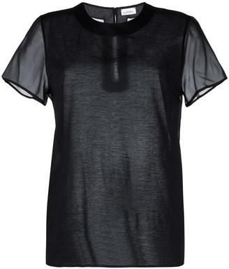 La Perla 'Opt Art' T-shirt $319.83 thestylecure.com