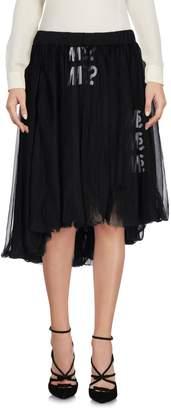 Y-3 Knee length skirts