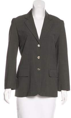 Louis Vuitton Notch-Lapel Blazer
