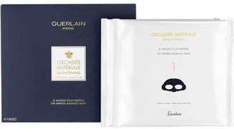 Guerlain Orchidee Imperiale Imperial Radiance Mask , 4 count