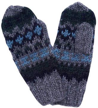 Bibico Nordic Style Wool Mittens