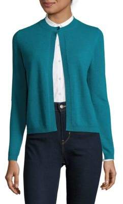 Max MaraCashmere Button-Front Cardigan