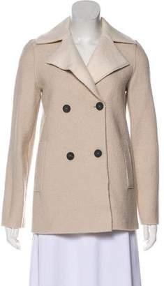 Harris Wharf London Wool Short Coat