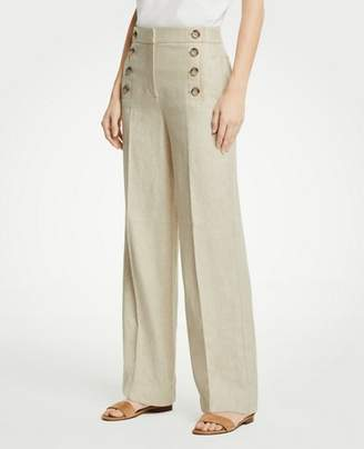 Ann Taylor Tall Wide Leg Sailor Pants