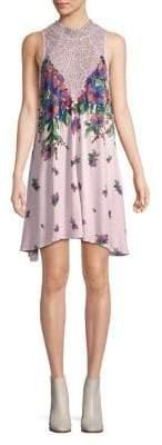 Free People Marsha Floral-Print Dress
